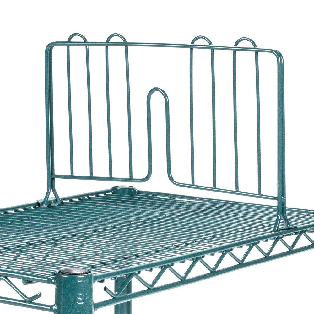 Shelf Dividers For Wire Shelves | Wire Shelving | Pinterest | Shelf ...