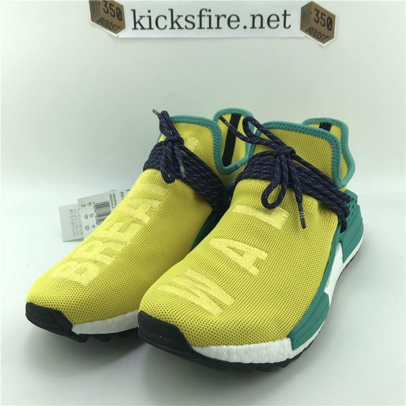 Adidas NMD Human Race Pharrell Williams Golden 36-48