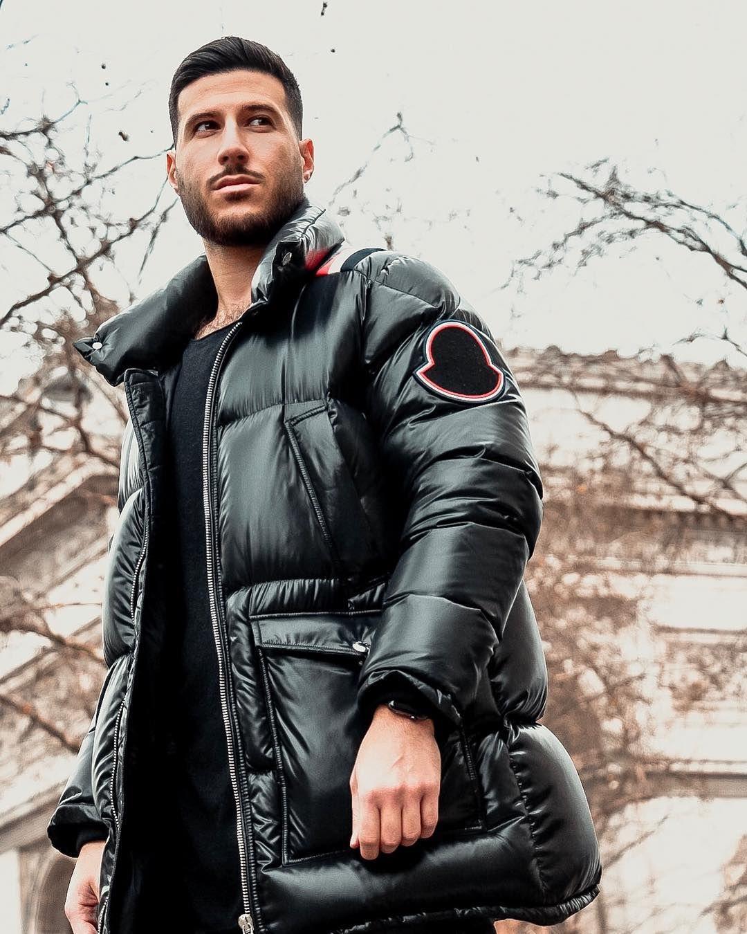5979f7c18703 daunenjacke down jacket downjacket shiny fetish moncler   Tony s ...