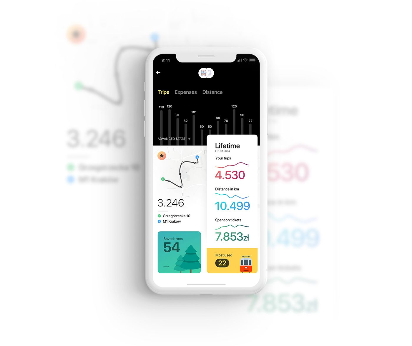 Jakdojade - Public & Intercity Transport app on Behance