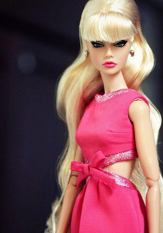 barbie bangs