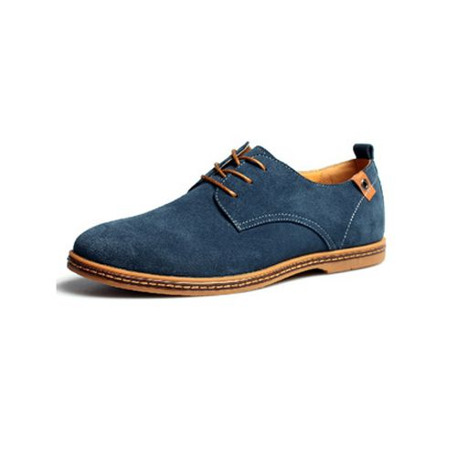 chaussures homme oxford style cuir casual confortable. Black Bedroom Furniture Sets. Home Design Ideas