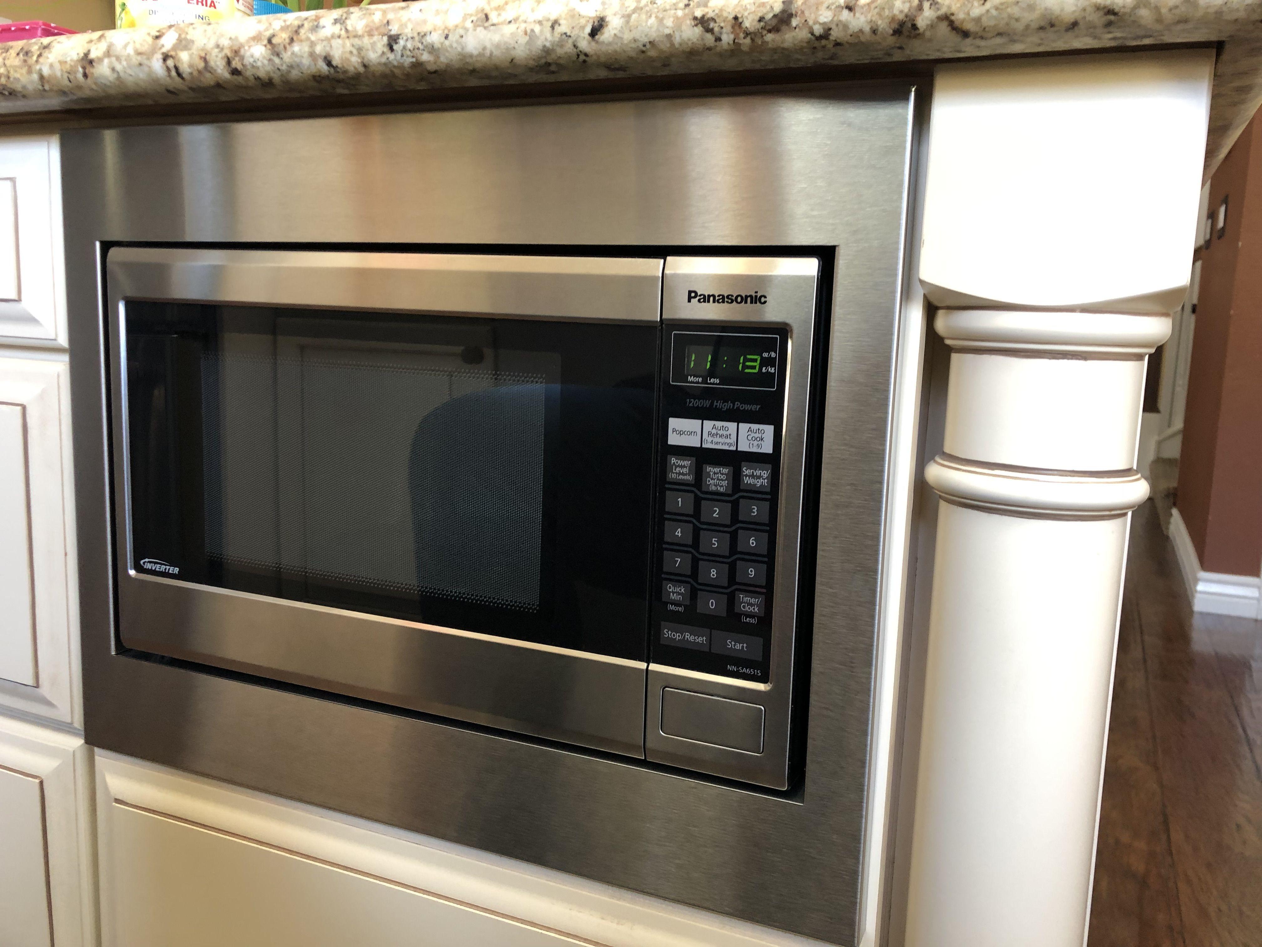 panasonic microwave model nn sa651s