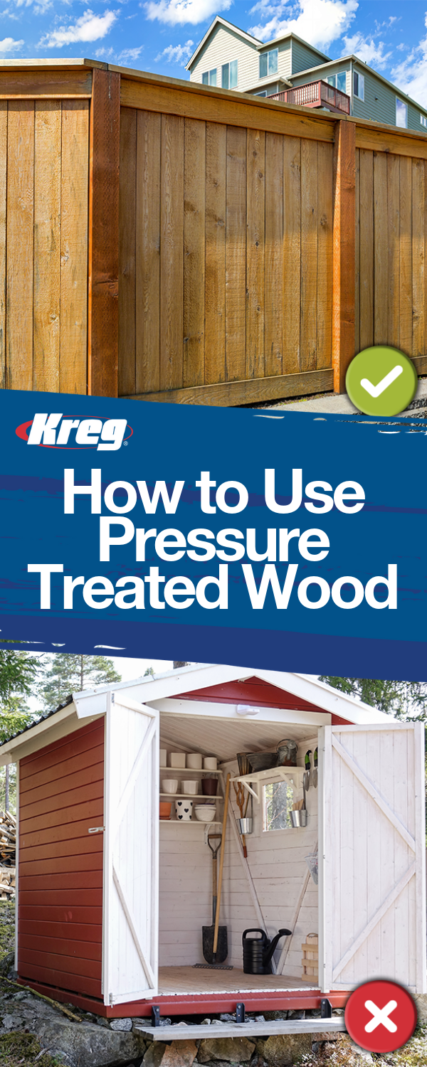 How To Use Pressure Treated Wood For Outdoor Diy Projects Pressure Treated Wood Outdoor Diy Projects Diy Outdoor