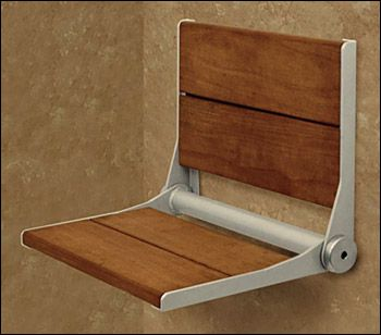Invisia Fold Down Shower Seat - SerenaSeat | universal design ...