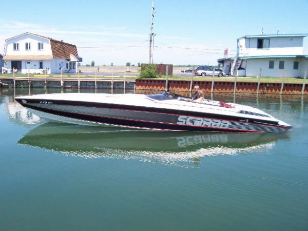 Scarab Boats |     Wellcraft 38 Scarab Excel Power Boat in