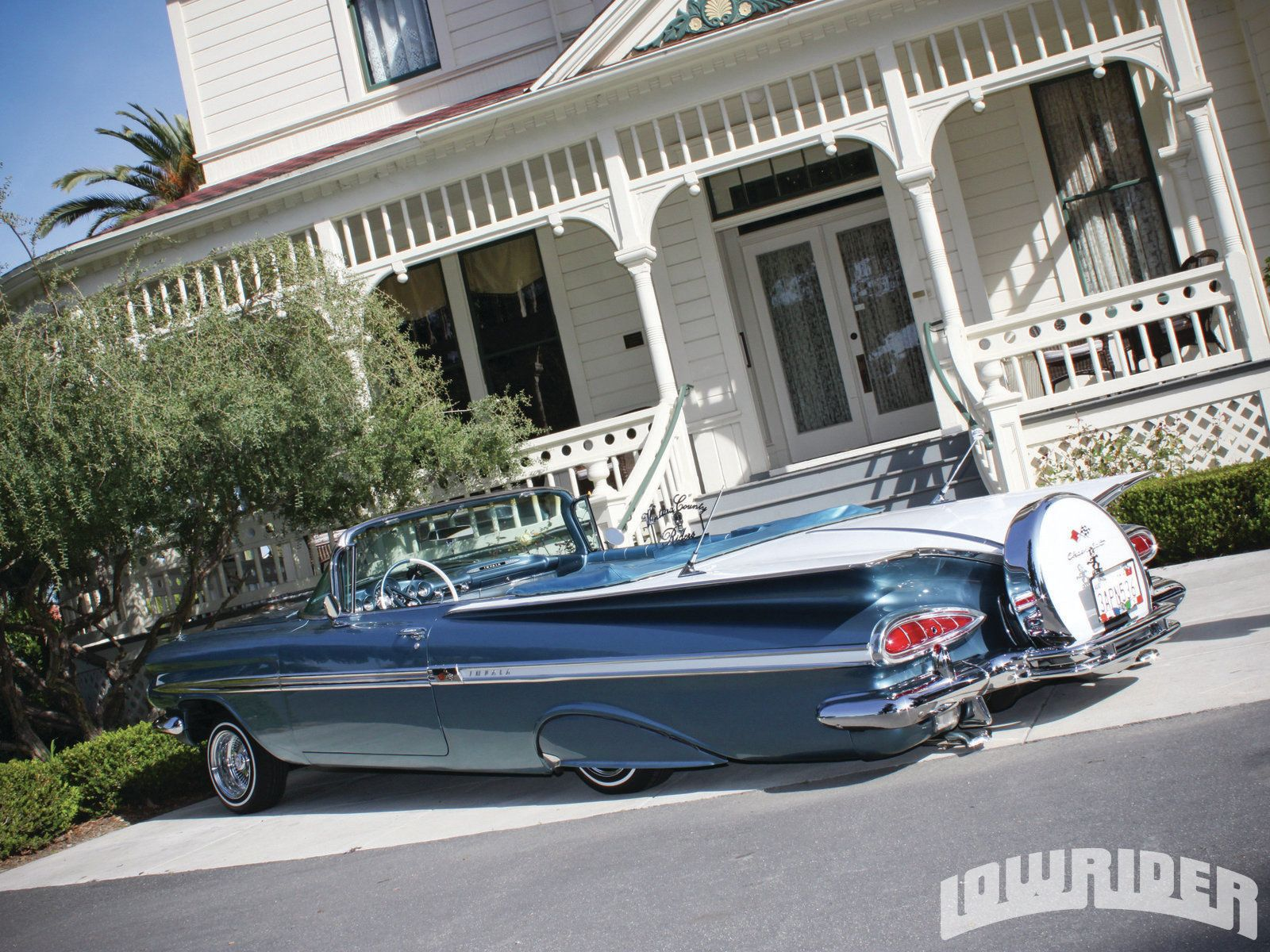 1110 lrmp 02 o 1959 chevrolet impala convertible