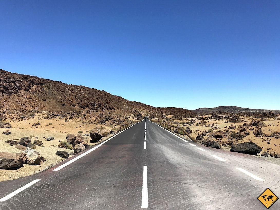 Strasse Teneriffa Teide Nationalpark Sehenswurdigkeiten Teneriffa Sehenswurdigkeiten Reisen