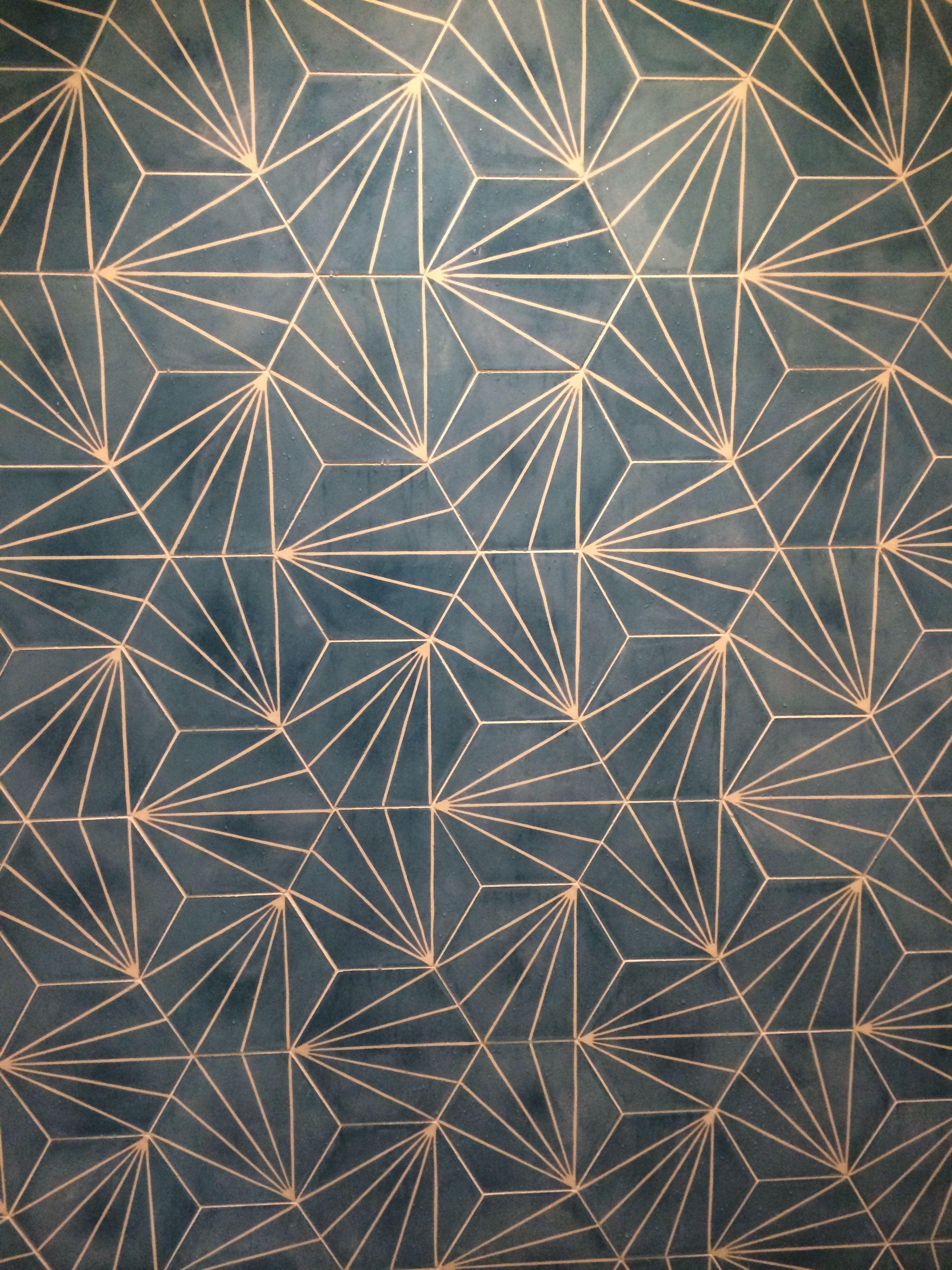 dandelion tiles green