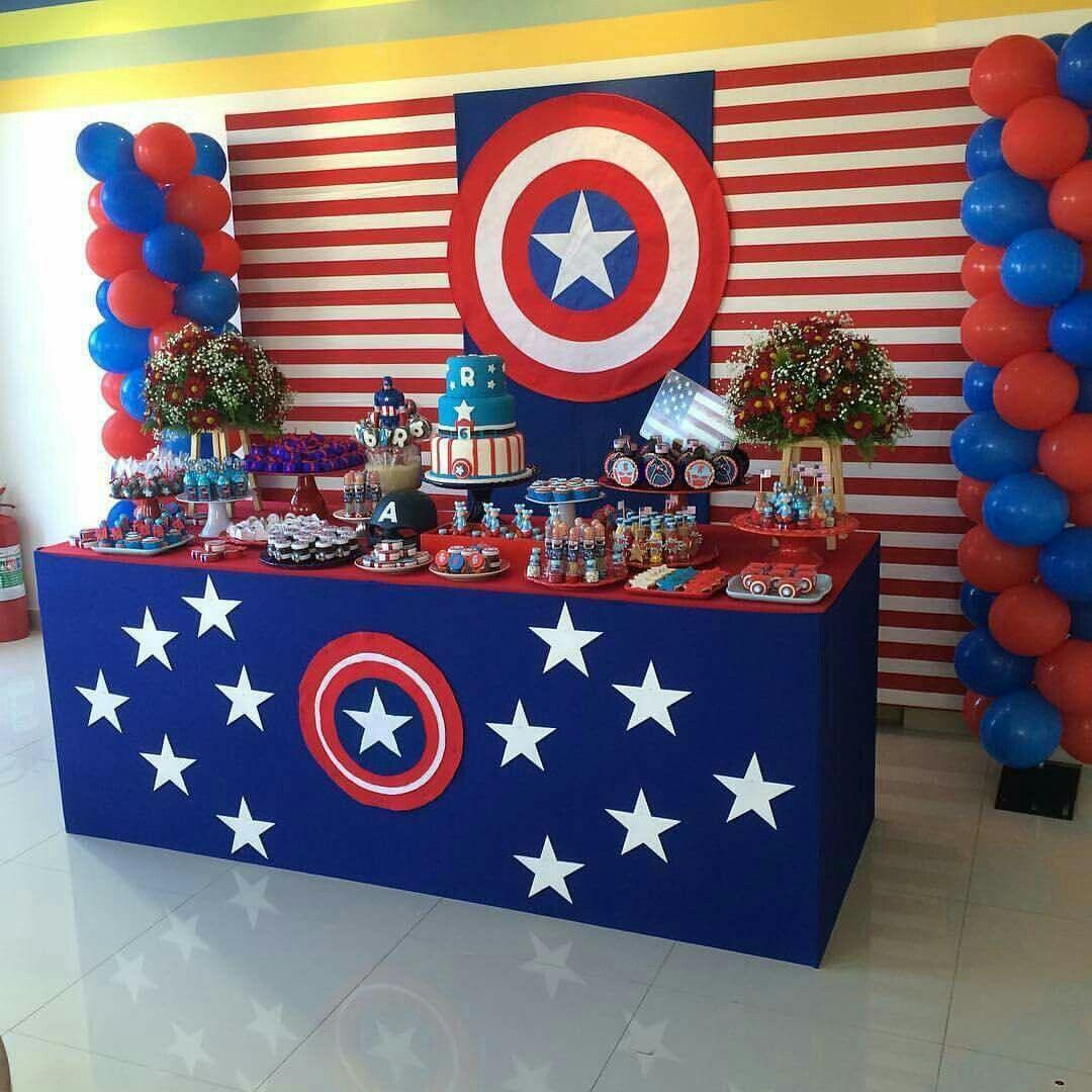 Pin De Maria Luz En Mesas Brasil Fiesta De Los Avengers Fiesta De Cumpleaños Del Súperhéroe Fiesta De Los Vengadores