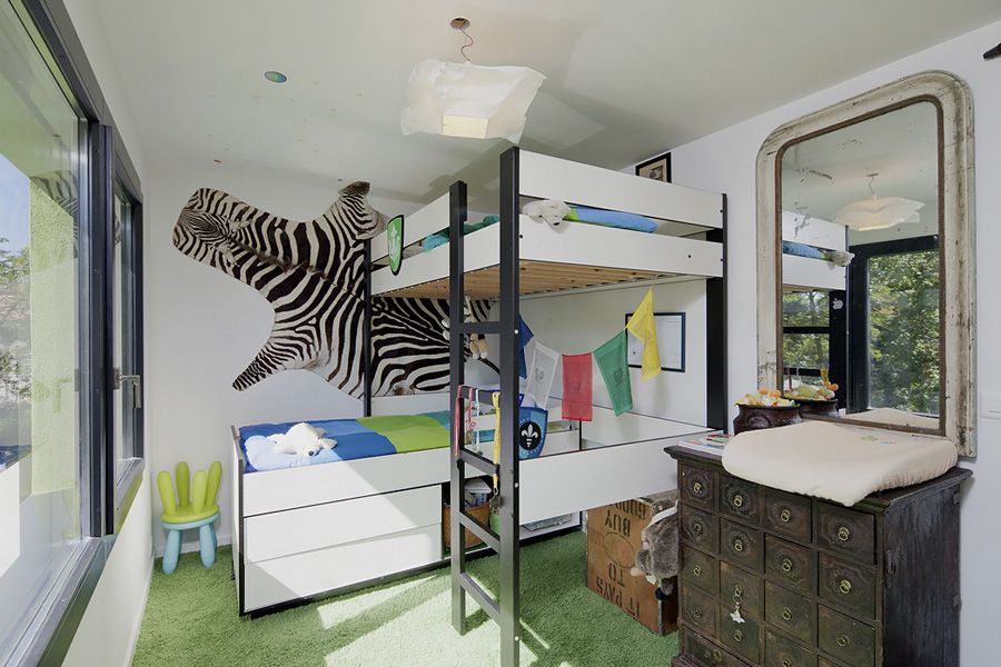 Photo andreas meichsner for the new york times also  zoo themed children   bedroom rh br pinterest