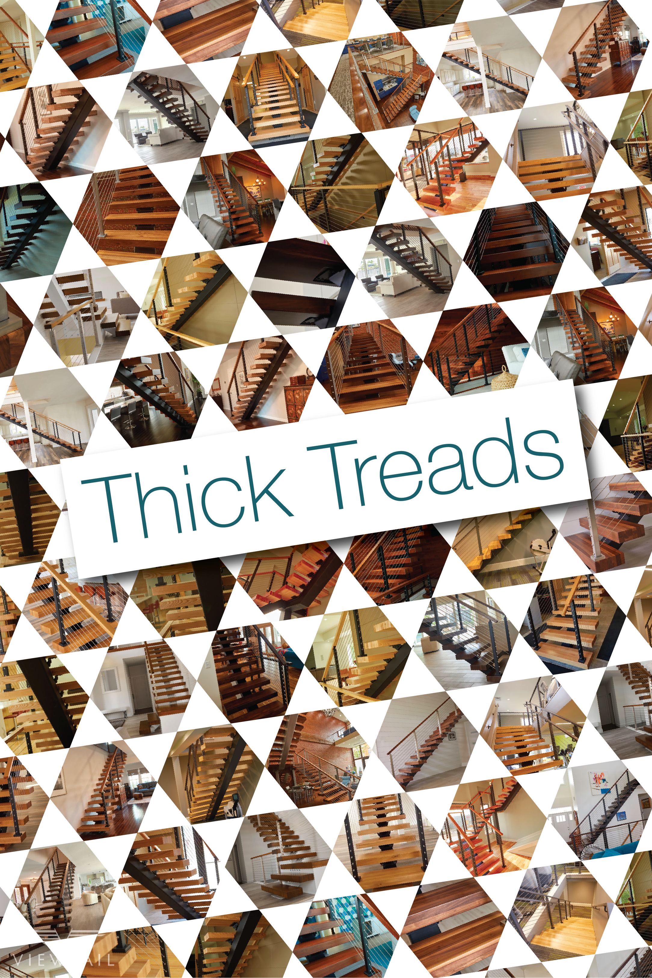 Best Viewrail Thick Treads Are The Superior Option For Any 400 x 300