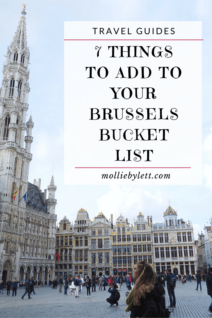 7 Things To Add To Your Brussels Bucket List Grand Place Maison Dandoy Delirium Beer Tasting Belgian Chocolates Waff With Images Europe Travel Belgium Travel Brussel
