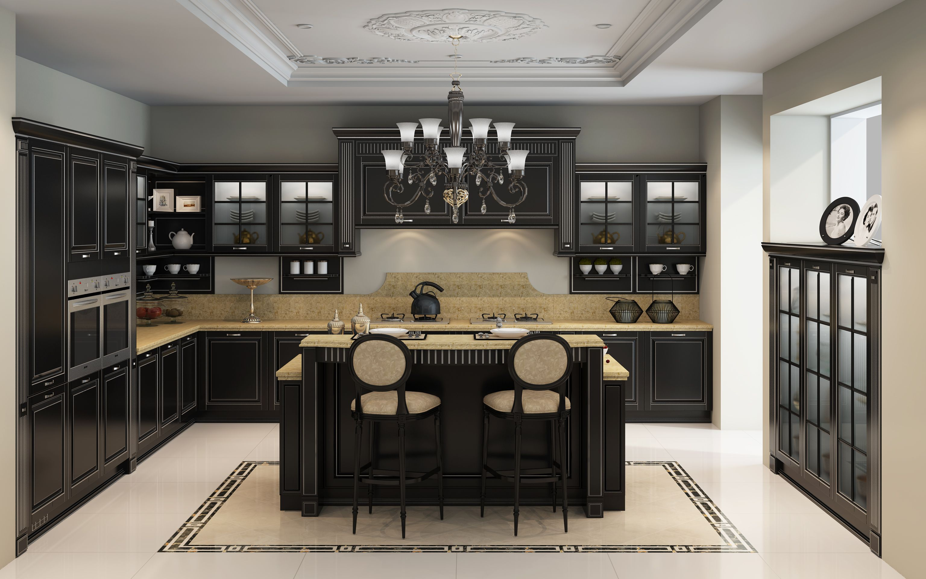 Pin By Zbomcabinets On Guraso Kitchen Design Your Dream House Kitchen Collection Cabinet Manufacturers