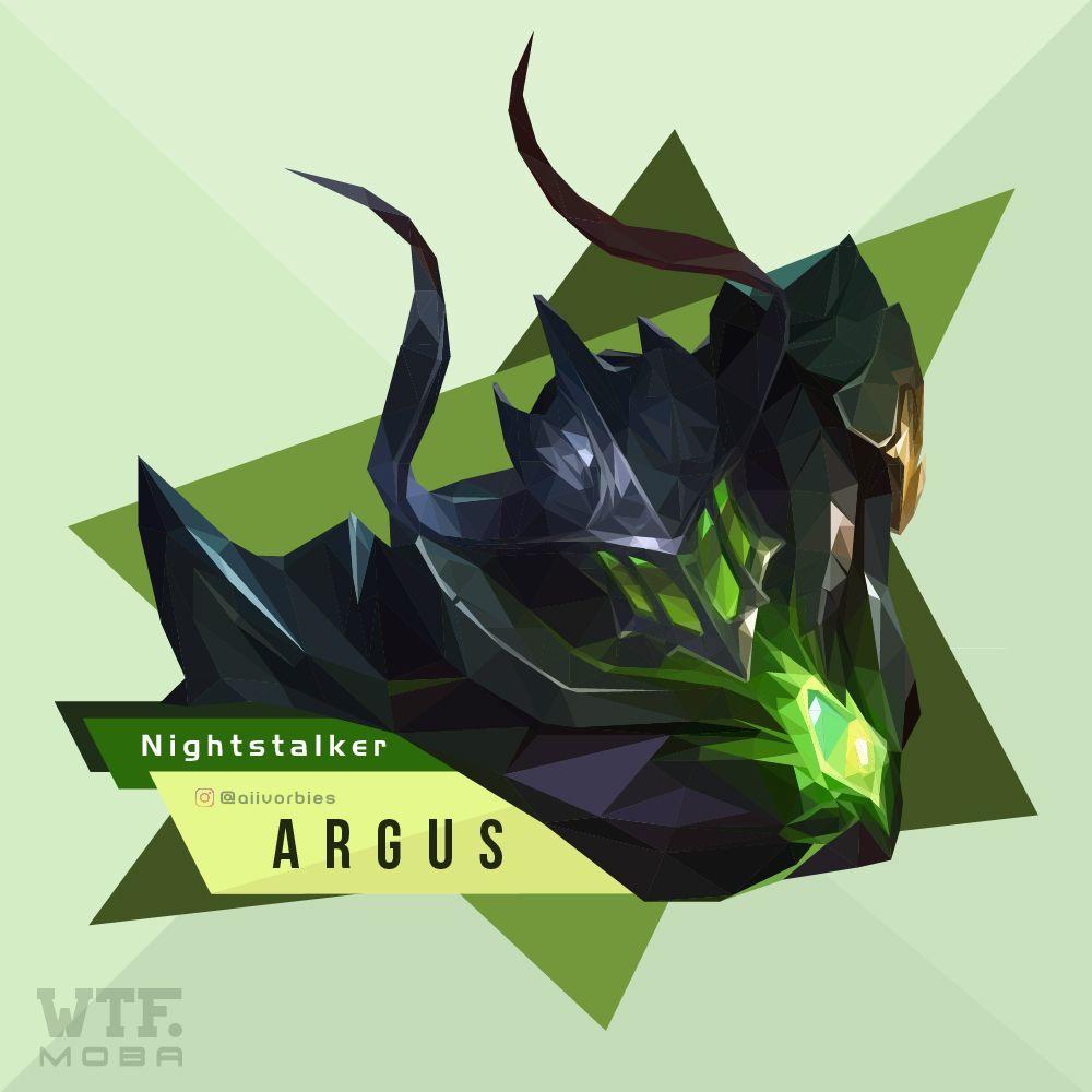 Argus Mobile Legends Mobile Legend Wallpaper Mobile Legends Alucard Mobile Legends