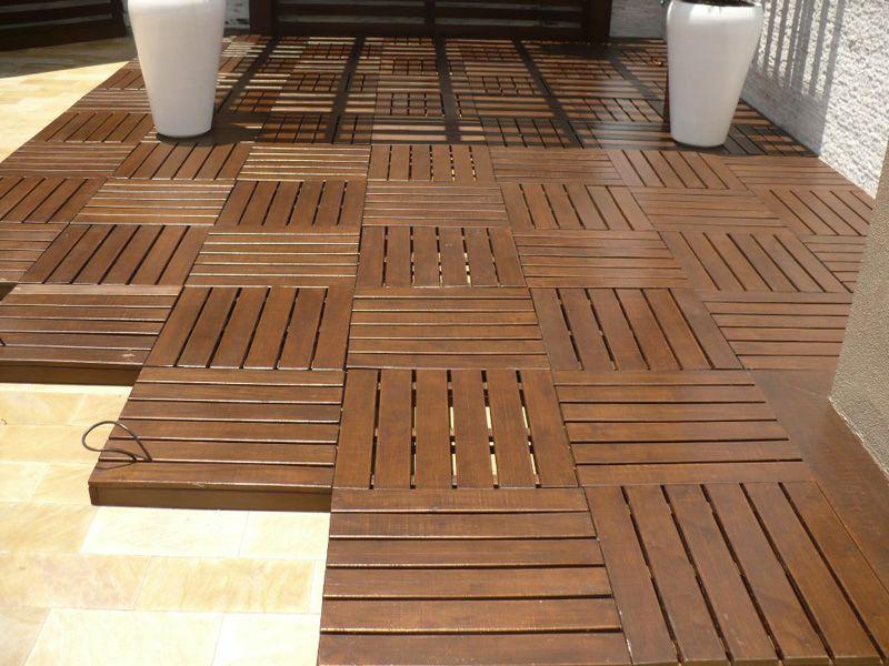 Deck de madeira com churrasqueira pesquisa google for Fiberon decking cost per square foot