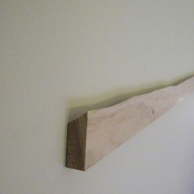 How To Hang Something Really Heavy And Large Like This