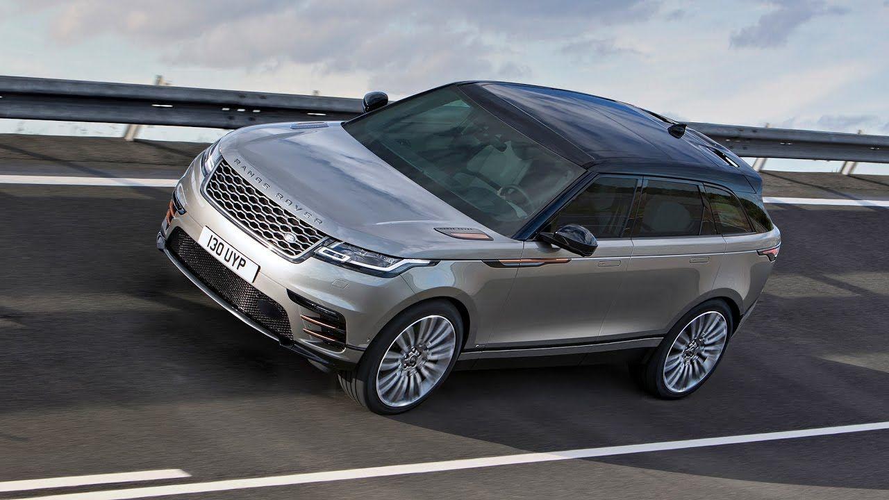 Range Rover Velar официальное видео Автомобили и Видео