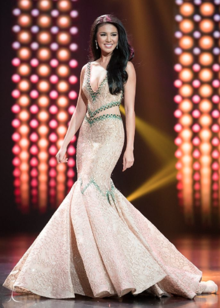 Miss Grand International 2016 Evening Gown | Pageant Gowns ...