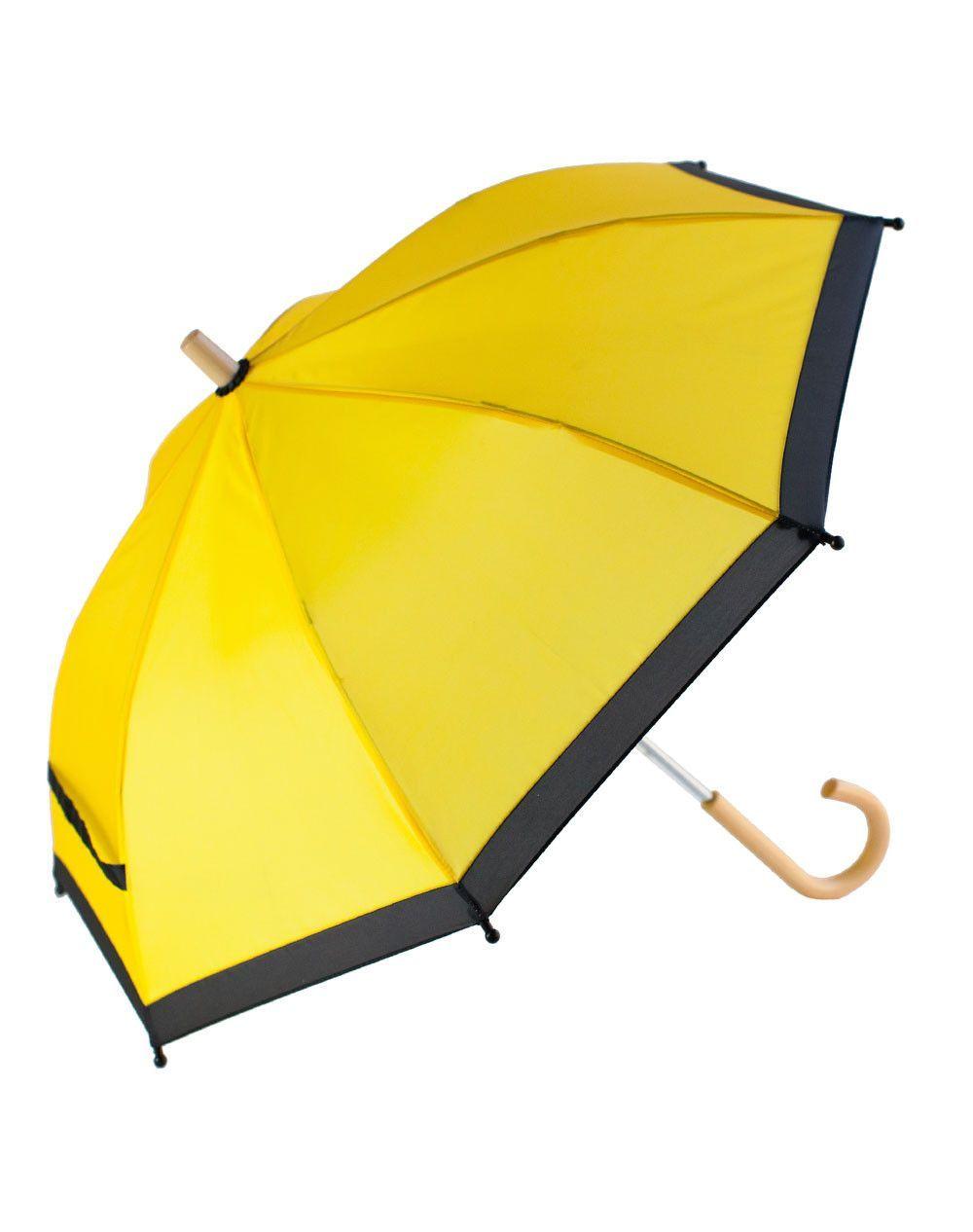 a7c88b0bac Children's Umbrella Yellow | Umbrella | Childrens umbrellas, Kids ...
