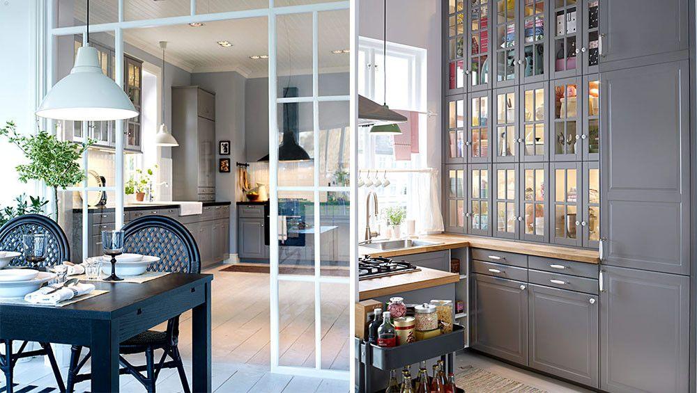 Conseil de cuisiniste  les avantages et les inconvénients de la - meuble de cuisine gris anthracite