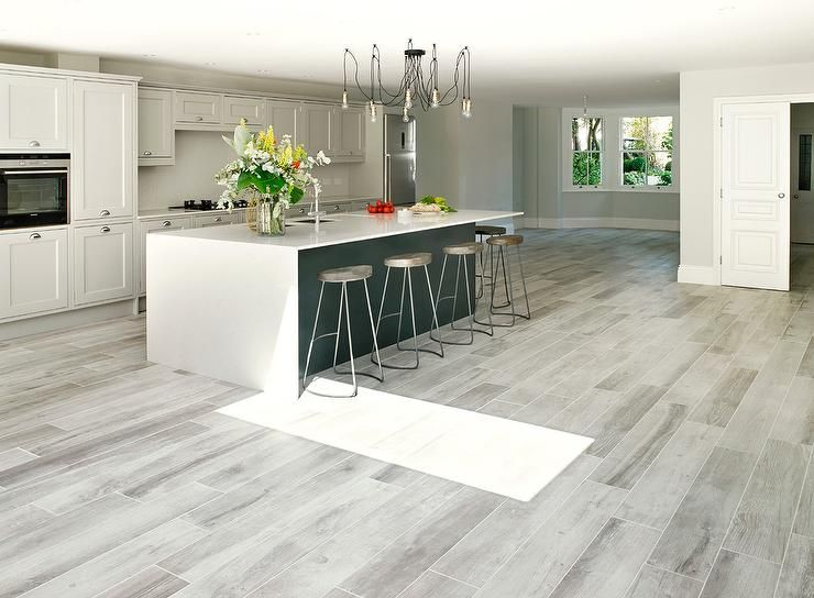 Light Grey Kitchen Floor gray kitchen features light gray cabinets adorned with polished