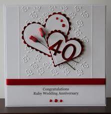 anniversary card ideas - Google Search