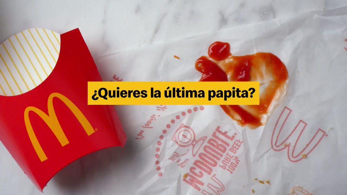 McDonald's on Twitter