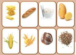 Les groupes d'aliments : les céréales et les féculents ...