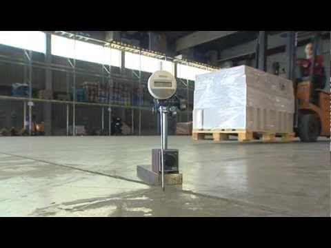 URETEK im Einsatz  #Fugenstabilisierung eines #Industriebodens durch #URETEK. http://www.uretek.de/einsatzgebiete/logistikbereiche