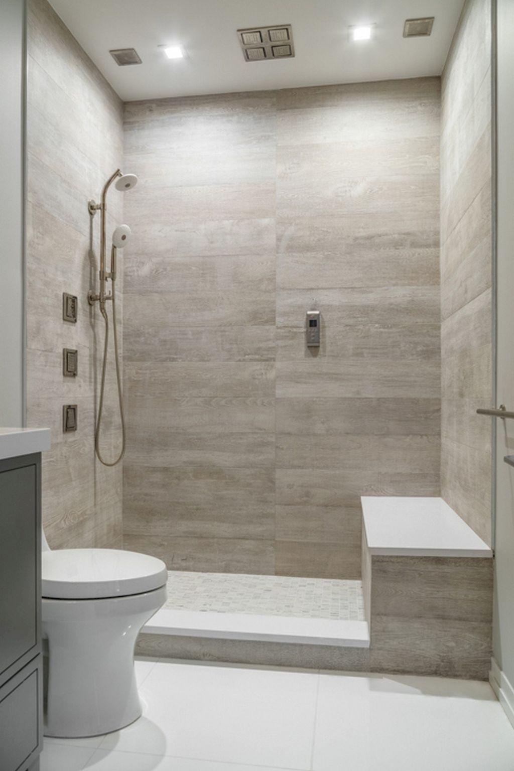 120 Stunning Bathroom Tile Shower Ideas 57 Best Bathroom Tiles Bathroom Remodel Shower Bathrooms Remodel