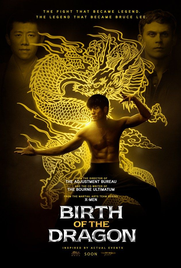birth of the dragon free online
