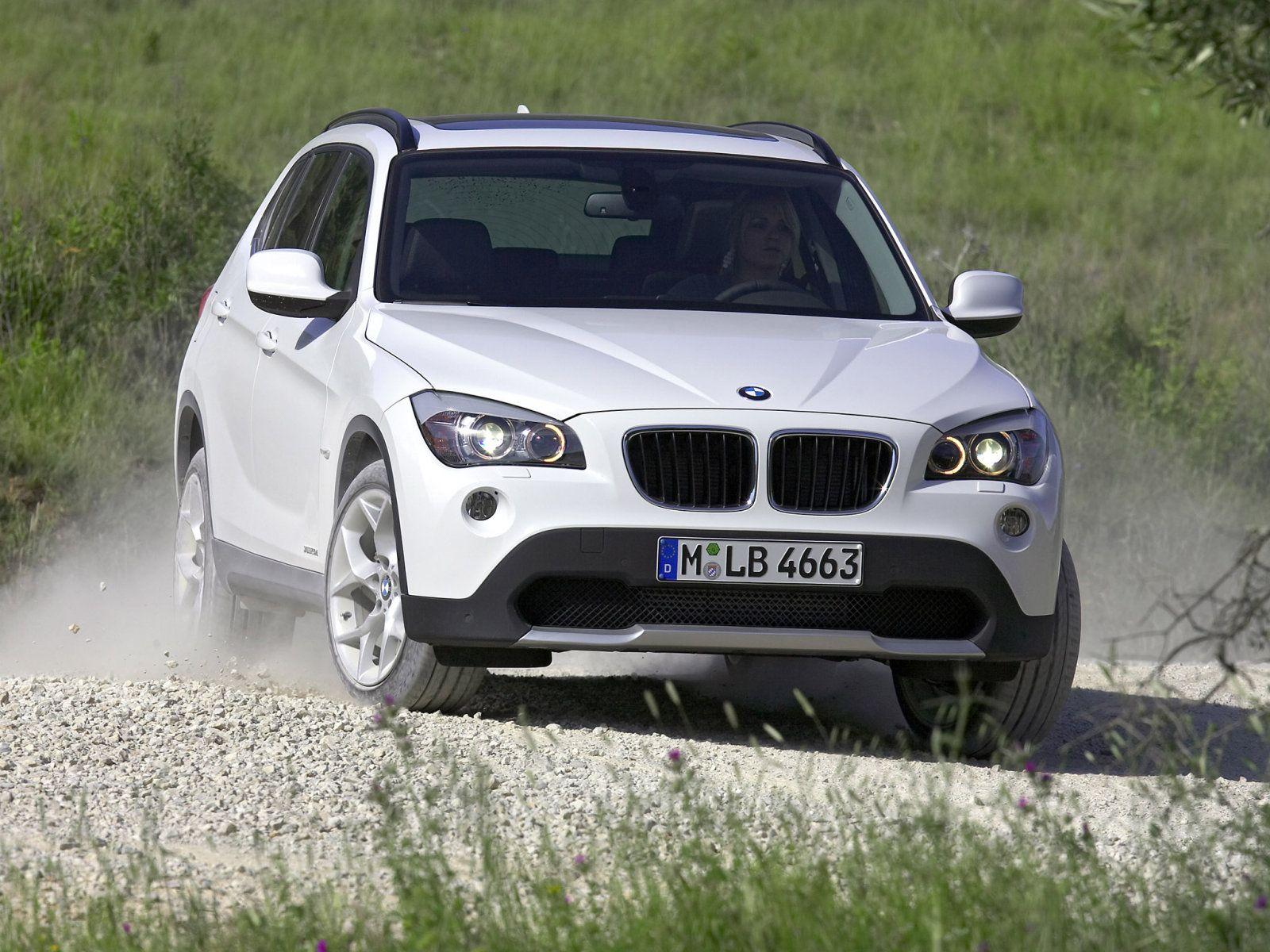 BMW X1 2009 m.y. Внедорожники