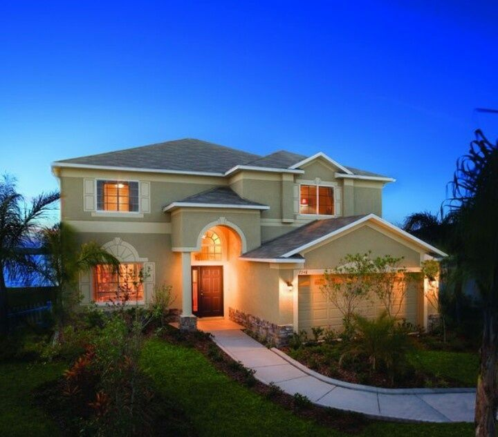 Lennar Model Homes Tampa