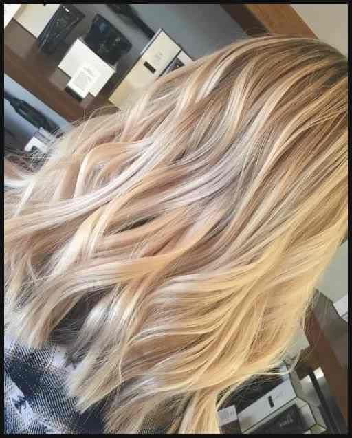 126 Beste Vielleicht Nachste Frisurbilder Auf Pinterest Haarfarben Einfache Couleur Cheveux Blond Cheveux Blond Couleur Cheveux