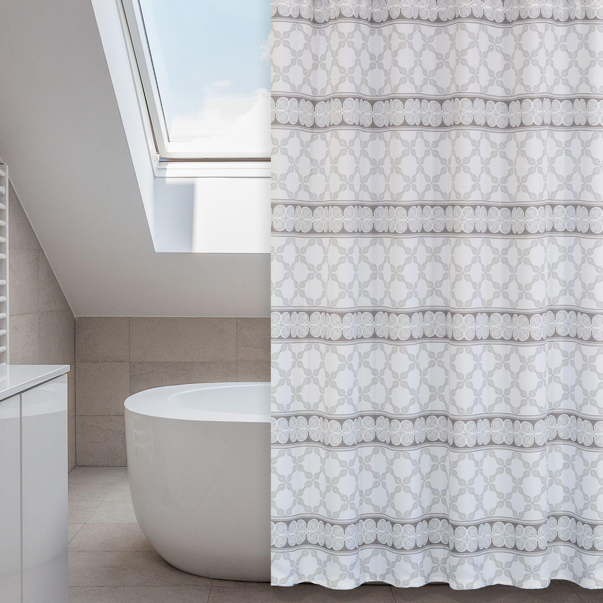 Vogue Shower Curtain Set | Products | Pinterest | Shower curtain ...