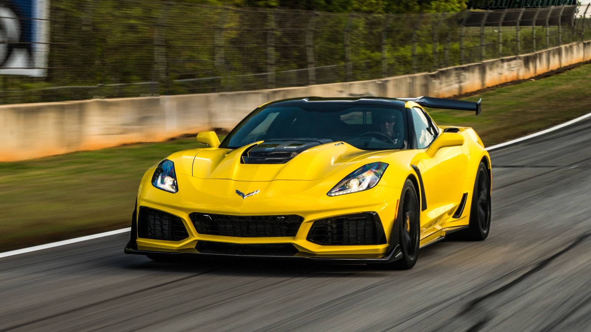 2019 Chevrolet Corvette Zr1 First Drive More Is Never Enough