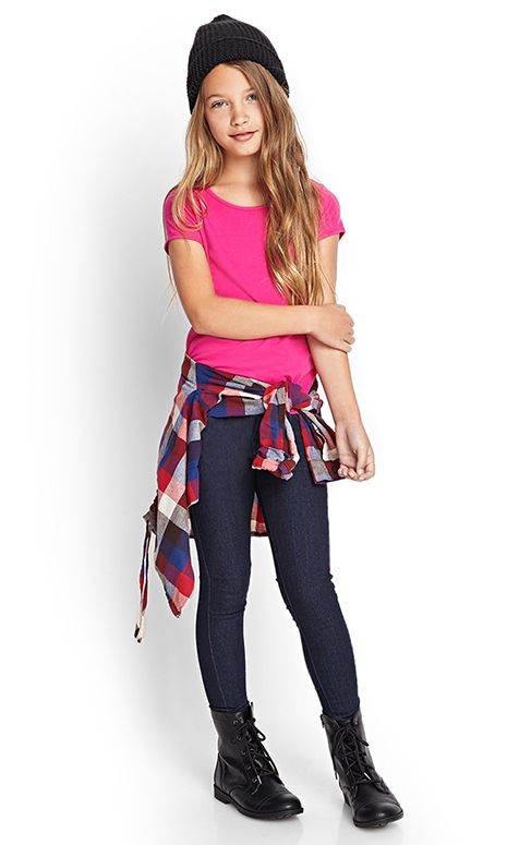 f02713b67 Junior Girls clothing, kids clothes, kids clothing | Forever 21 ...