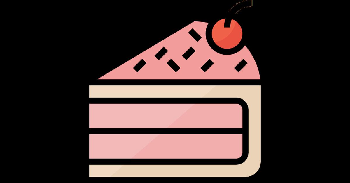 Cake Slice Free Vector Icons Designed By Monkik Fatias De Bolo Vetores Png
