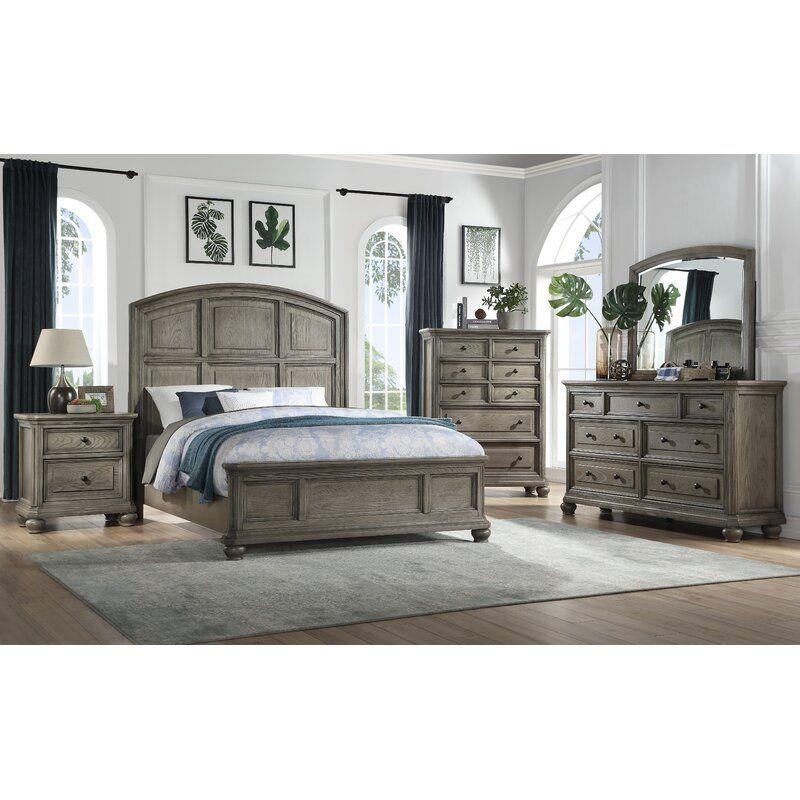 Gil Standard Configurable Bedroom Set In 2020 Bedroom Set Furniture Acme Furniture