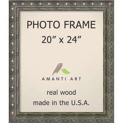 Astoria Grand Picture Frame Size: 20\