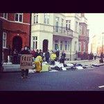 #FreeAssange #London #Assange #Freedom