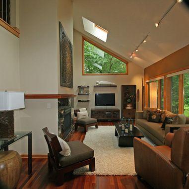 Oak Trim Design Ideas, Pictures, Remodel and Decor | Floor ...