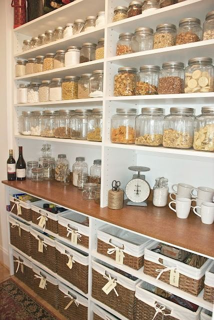 5 Tips for a Gorgeous and Organized Pantry
