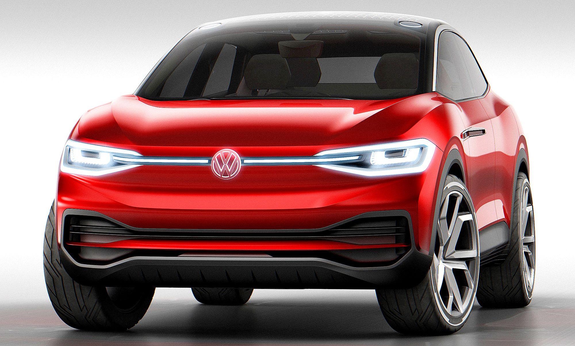 Vw Id 4 2020 Fotos Id Crozz Preis Neue Autos Autozeitung Und Volkswagen