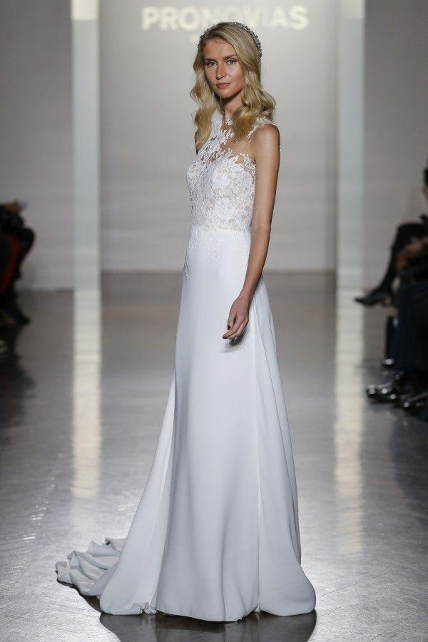 fotos: pronovias lanza su nueva colección de trajes de novia en