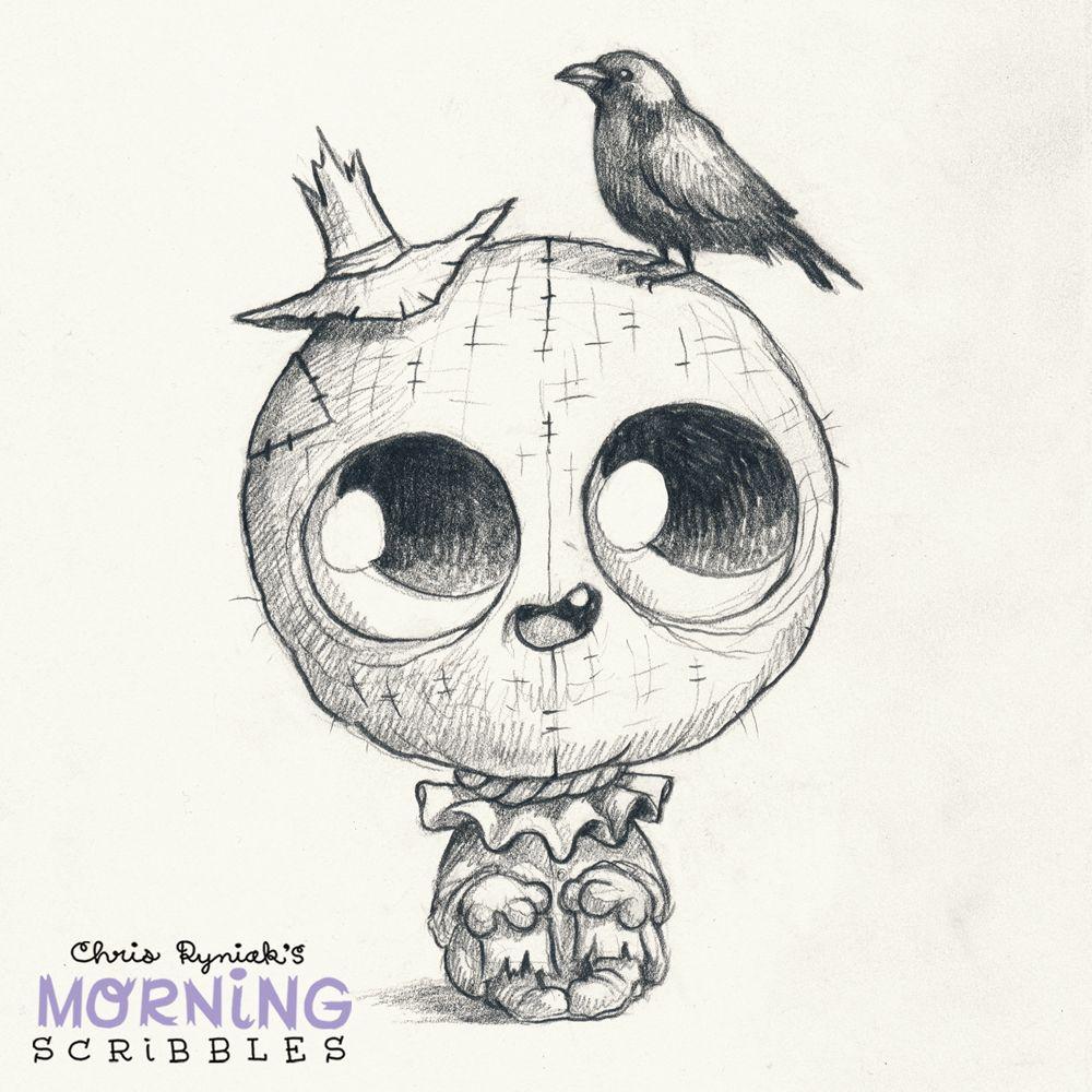 Scribble Monster Drawing : Morning scribbles scribble pinterest