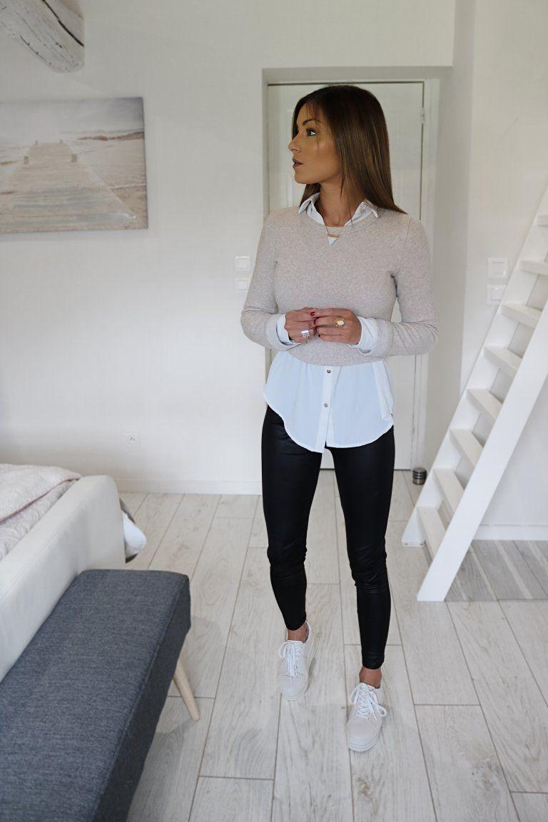 La chemise blanche, l'indispensable mode | Sam Nounette