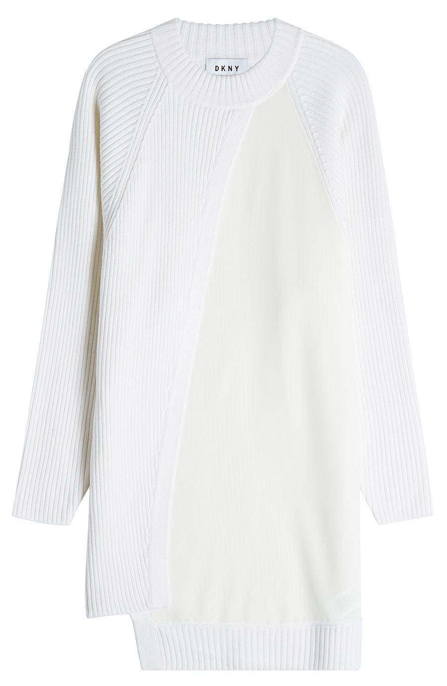 DKNY Wool Sweater Dress. #dkny #cloth #sweater dresses