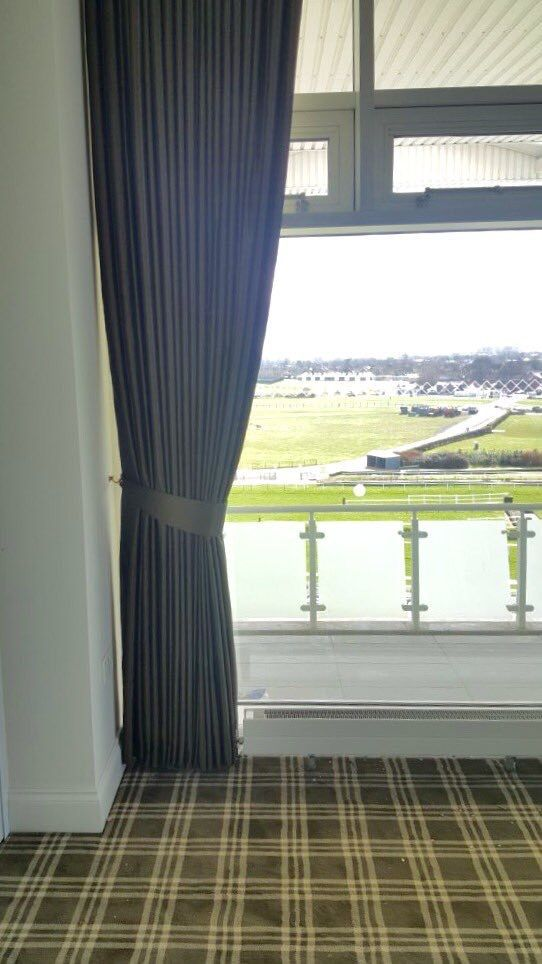 Bon MIRAGE Old Gold In The Princess Suite At Aintree Racecourse By Mirmac  Interiors.